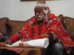 Vidal, the shaman