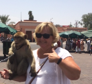 No means no, Monkey.