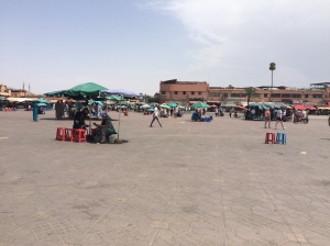 The Jemaa El Fna