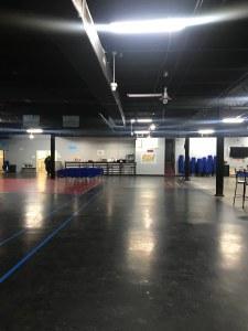 HRC receiving hall